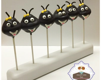 Ant Cake Pops