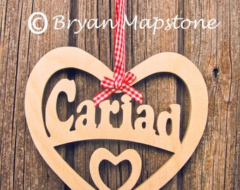 Carriad (Darling) heart