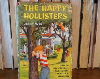 The Happy Hollisters Book