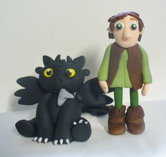how to train your dragon hiccup figure