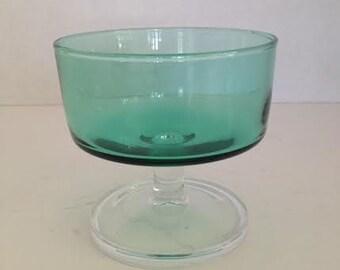 Medium Green glasses - set of 4