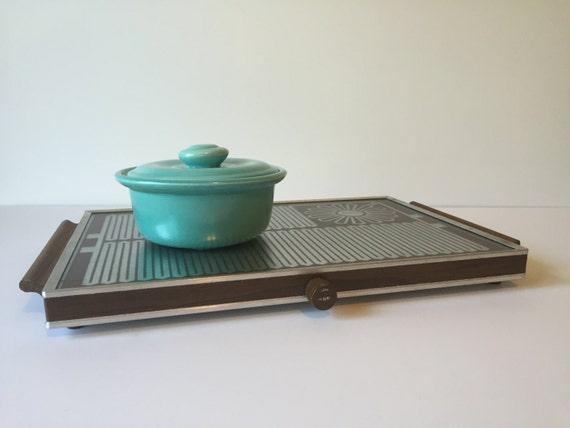 vintage salton plate warmer salton hotray by girlgoesvintage. Black Bedroom Furniture Sets. Home Design Ideas