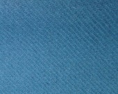 Woad Blue Tudor Style Woollen Cloth - fabric sold by the half yard