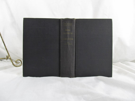The Ingenious Gentleman Don Quixote De La Mancha Completed in Two Parts Miguel De Cervantes Saavedra Viking Press 1949 Hardcover 1st Edition