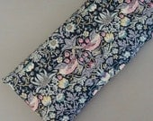 Flaxseed and Organic Lavender Eye Pillow Liberty Fabric in William Morris Print