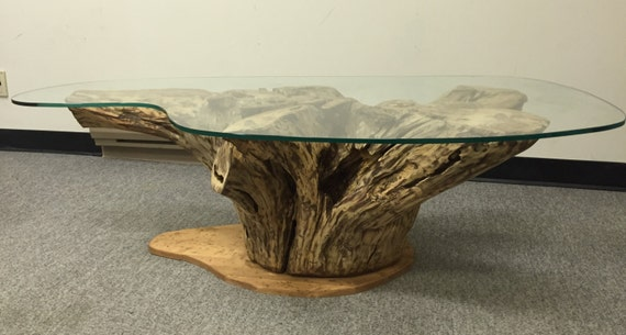 Items Similar To Root Coffee Table Tree Root Table Tree