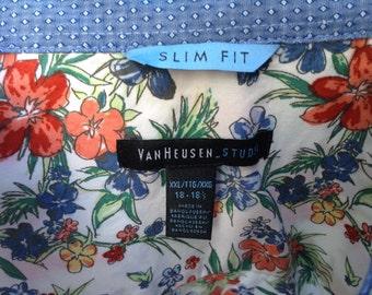 Van Huesen men shirt size 18-181/2 X-large