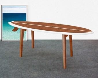 articles similaires table basse de planche de surf. Black Bedroom Furniture Sets. Home Design Ideas