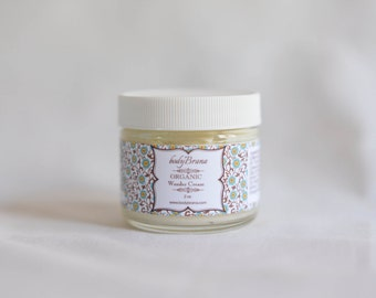 Organic Comfrey Hand and Body Cream with Star Flower, Calendula and Marshmallow