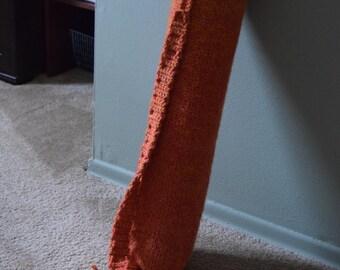 "Knit ""Sun Salutation"" Yoga Mat Bag"