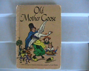 Old Mother Goose Book, 1963