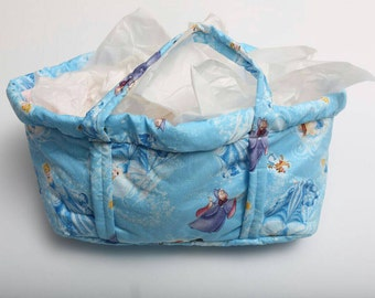Items Similar To Reversible Doll Carrier With Whale Print