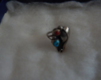 Vintage SW Native American Ring Size 7