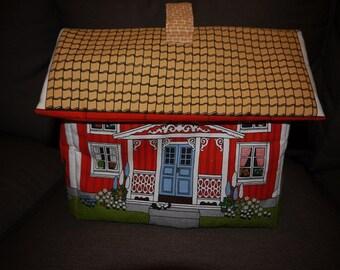 Tea Cozy - Lisbeth Stahre design - 70s - Cottage - Shabby - Sweden - Scandinavian