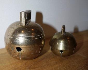 Bells - Brass - Vintage - Decoration - Sweden