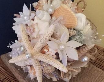 Xo bouquets seashell bouquet