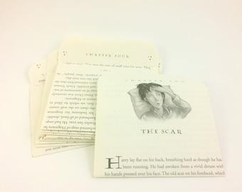 Harry Potter Envelopes - Stationary Set of 10