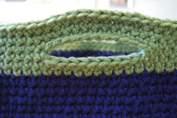Basket Weaving Lancaster Pa : Easy crochet basket from theknottyknerd on etsy studio