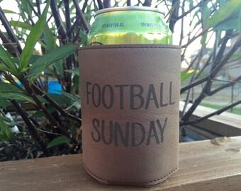 Football Sunday Can Hugger