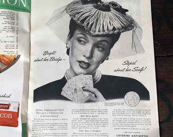 Woman's Home Companion Magazine 1946