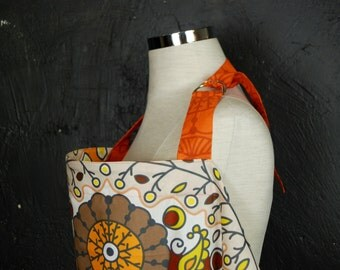 Nursing Cover,Nursing Apron,Orange nursing cover,Breastfeeding Nursing Cover,Hooter Hider, Nursing cover up