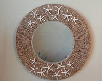 Coastal Wall Mirrors nautical mirror | etsy