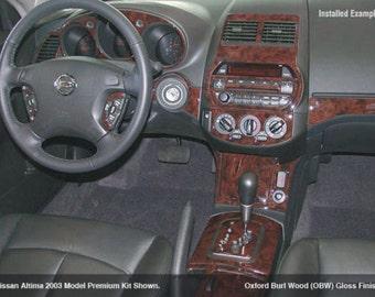 Nissan altima 2005 2006 2 5s 3 5l se sl premium w o gps new for 2010 nissan altima interior accessories