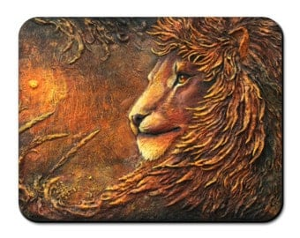 Mouse Pad with artistic print