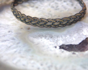 Braided Cable Bracelet