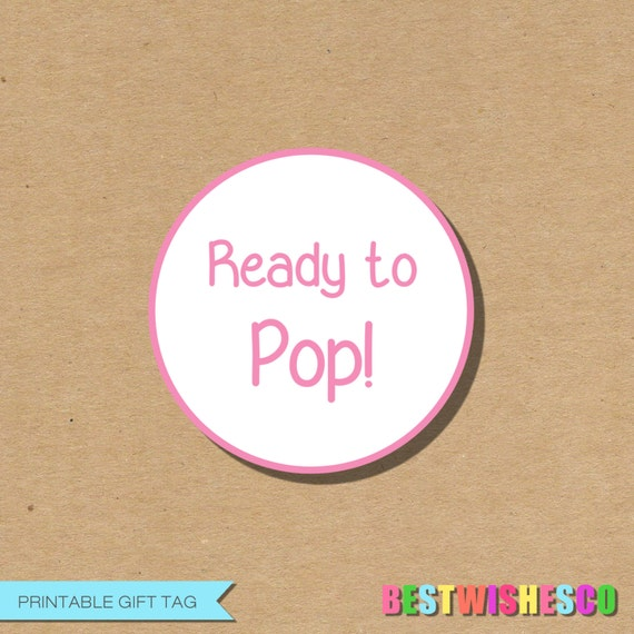 Gratifying image with printable pop by tags