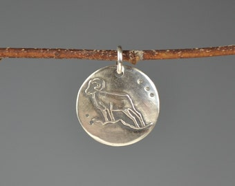 Bighorn Sheep totem-bighorn sheep talisman-charm-spirit animal-power animal
