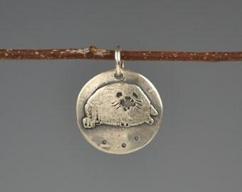 Harp Seal totem-talisman-charm-amulet-spirit animal-power animal