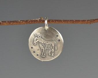 Donkey/Mule totem-talisman-charm-amulet-power animal-spirit animal