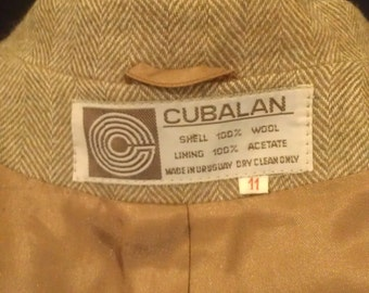 Cubalan Riding Jacket