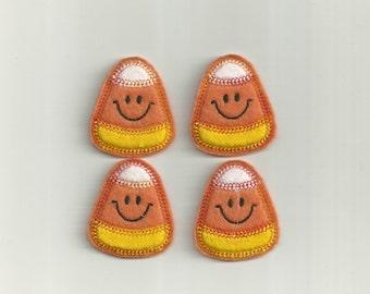 Smiley Candy Corn Feltie! Custom Made!