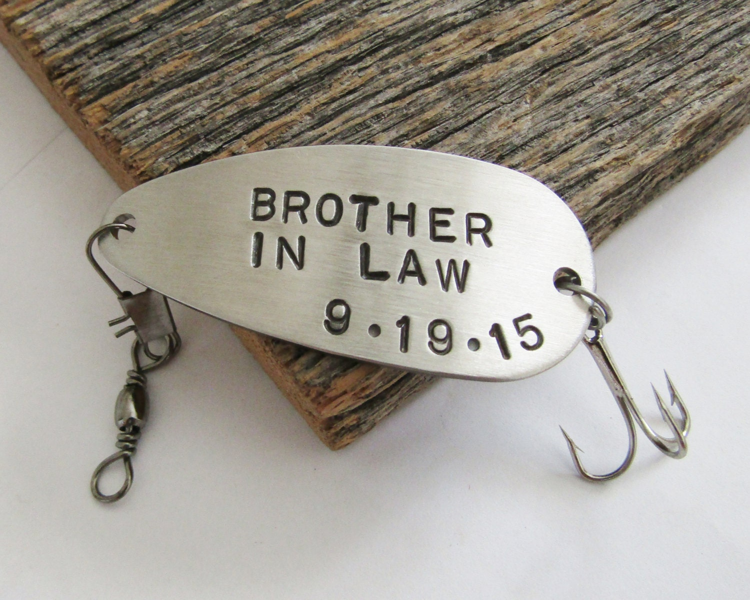 Brother In Law Gift For Brother In Law Wedding By CandTCustomLures .