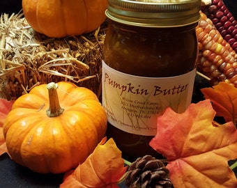 Pumpkin Butter – Taste like Pumpkin Pie in a Jar!