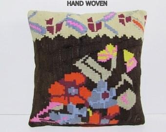 20x20 aubusson rugs DECOLIC coral decor pillows red euro pillow covers grey vintage kilim aztec decor room decor B1404 kilim pillows 50x50