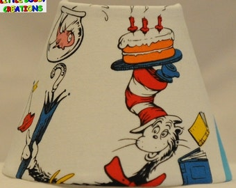 Dr Seuss Cat in the Hat Night Light