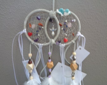 Wedding Dream Catcher full of love and happiness.