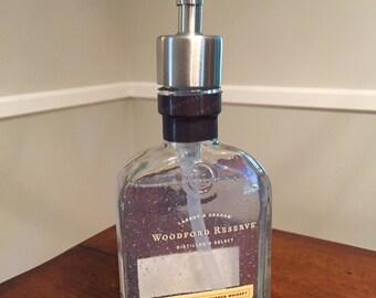 200ml Bourbon Bottle Soap Dispenser (200ml)