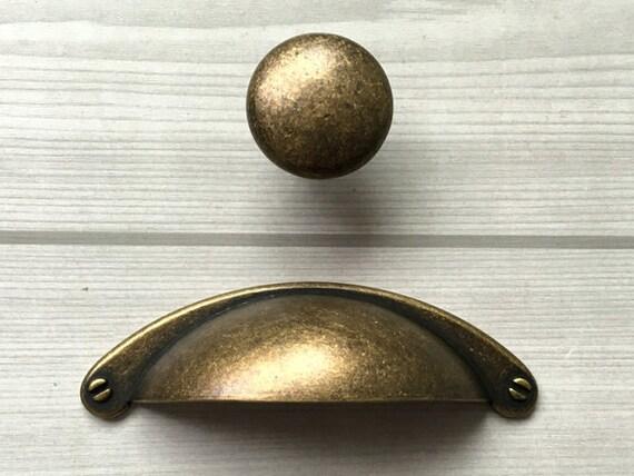 64 mm schubladen griff k che schrank griffe m bel kn ufe knopf. Black Bedroom Furniture Sets. Home Design Ideas