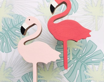 Wall Hook Flamingo