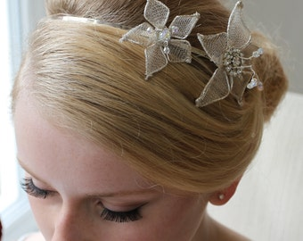 BRIDAL HEADPIECE / Tiara / Headband - PARISIENNE