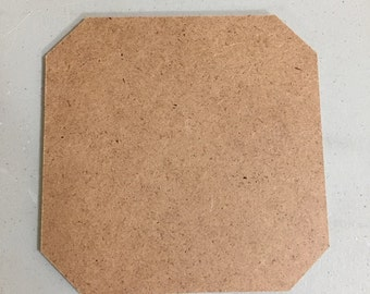 Coaster Blanks, set of 10, **Clearance Priced**