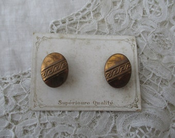 Antique cufflinks 1910 for the collector