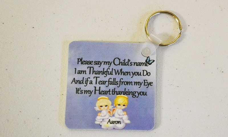 child loss personalized grief gifts custom keychain photo gifts
