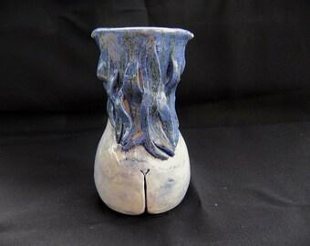 Female Torso Vase