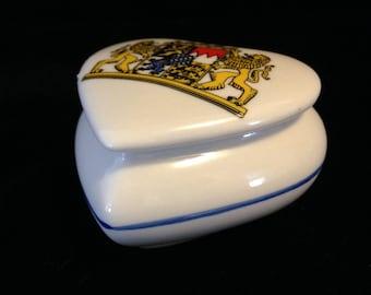 Bavarian Royal Coat of Arms Trinket Box