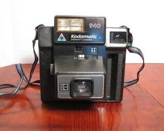 Vintage Kodak 940 Kodamatic Instant Camera